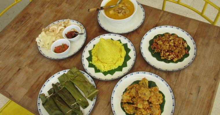 Cooking class in Yogya
