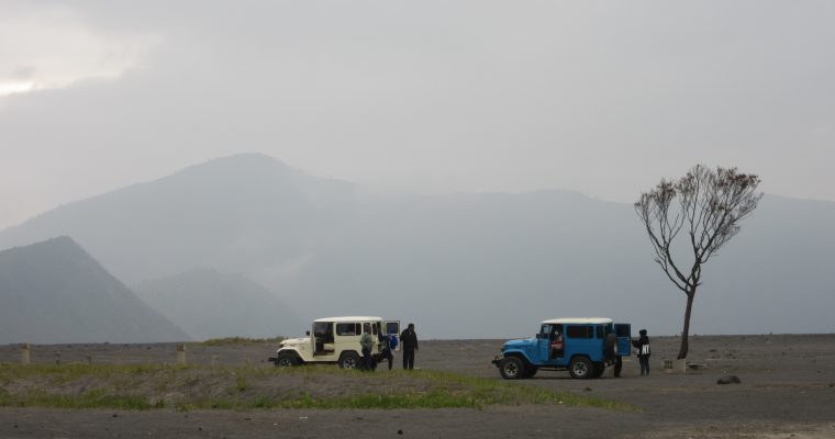 Bromo, a dream to come through