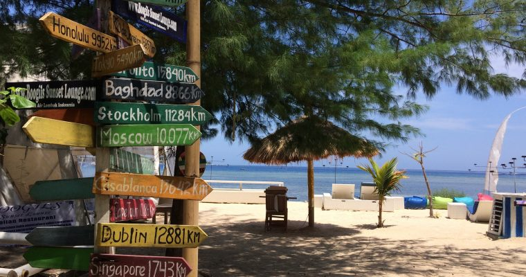 Gili Air – land and sea