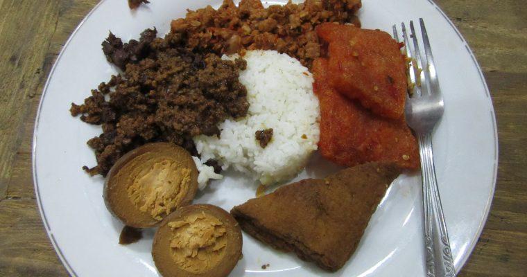 Culinary trip: Yogya