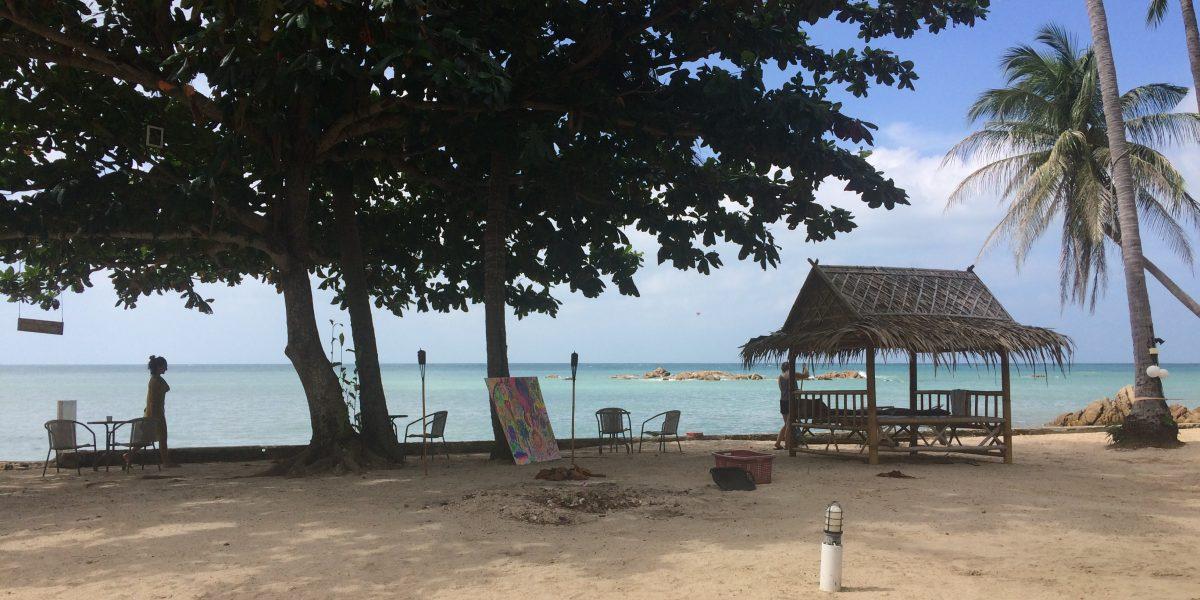 Beach at Samma Karuna - pinterjuco.hu