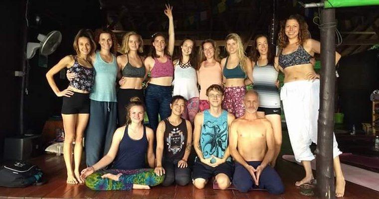 A negyedik hét – a jóga útja