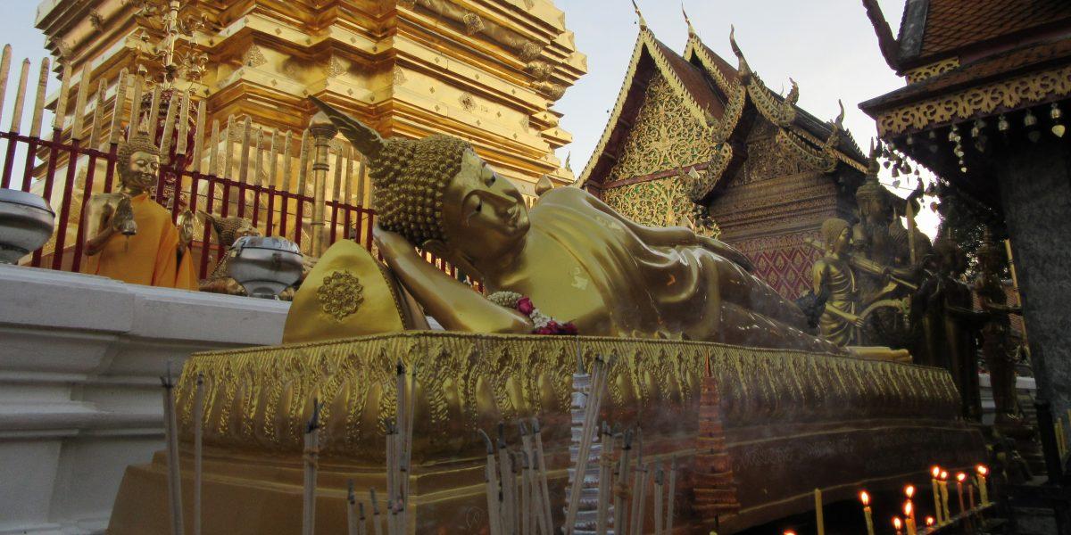 Doi Suthep reclining buddha - pinterjuco.hu