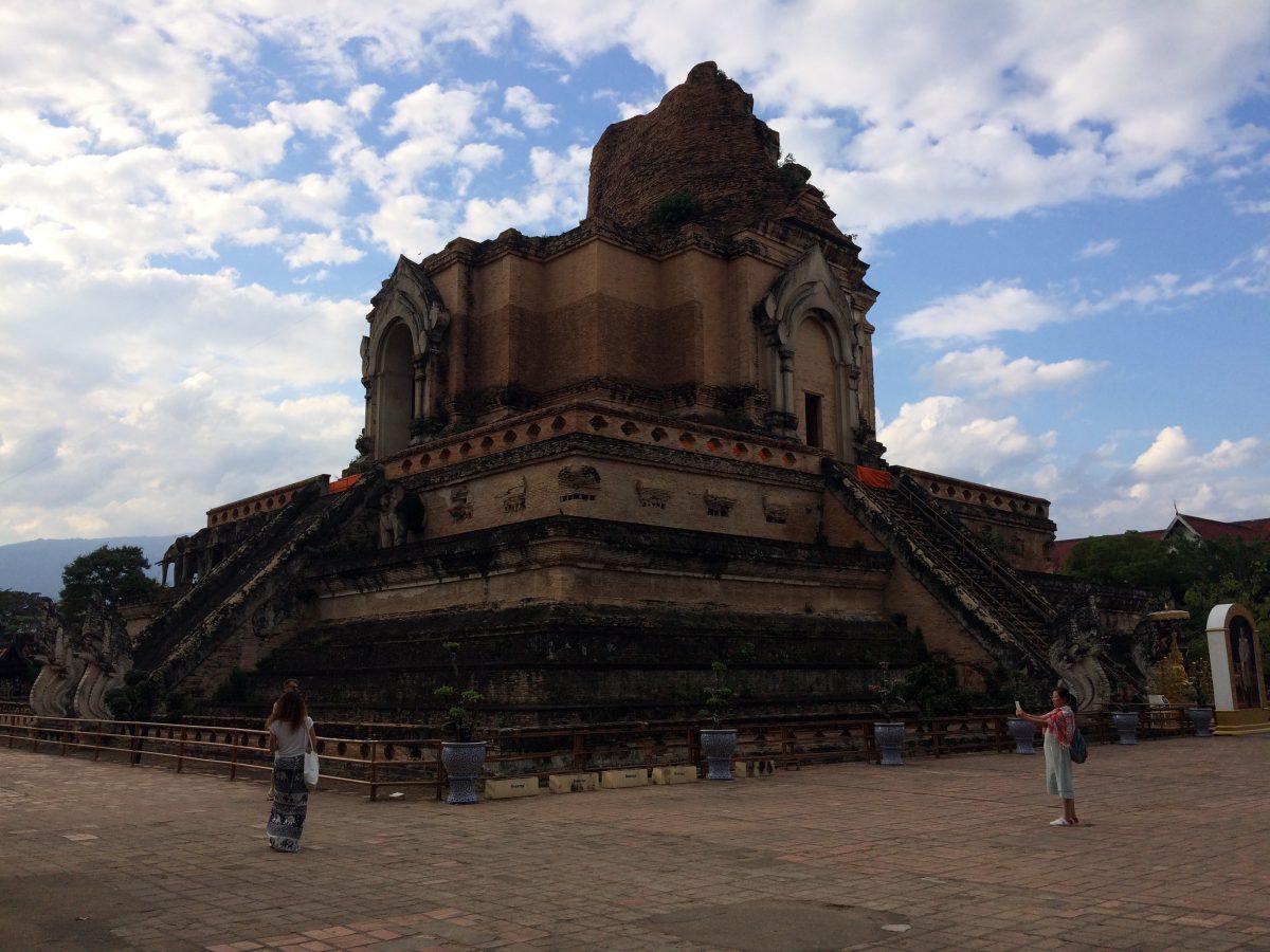 Wat Chedi Luang - pinterjuco.hu