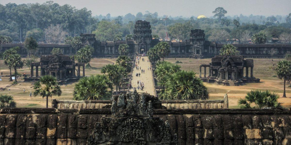 Angkor Wat West Gate - pinterjuco.hu