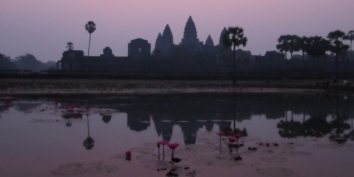 Angkor impressions – first chapter
