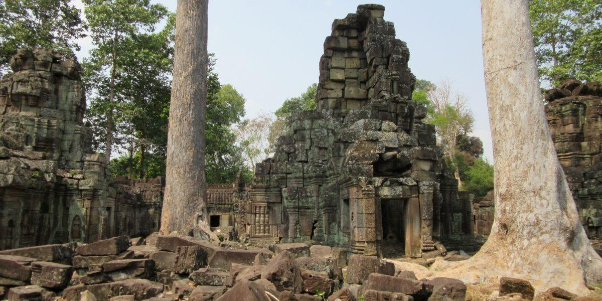 Banteay Prei - pinterjuco.hu