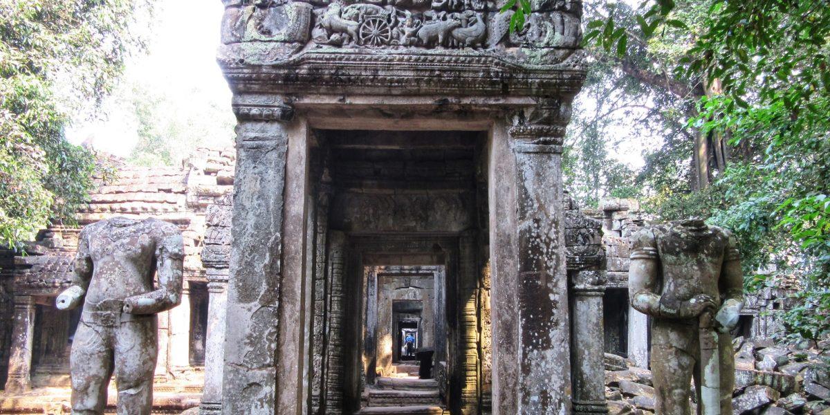 South Gate of Preah Khan - pinterjuco.hu
