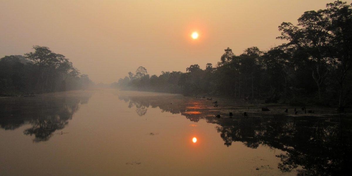 Sunrise at Angkor Thom - pinterjuco.hu