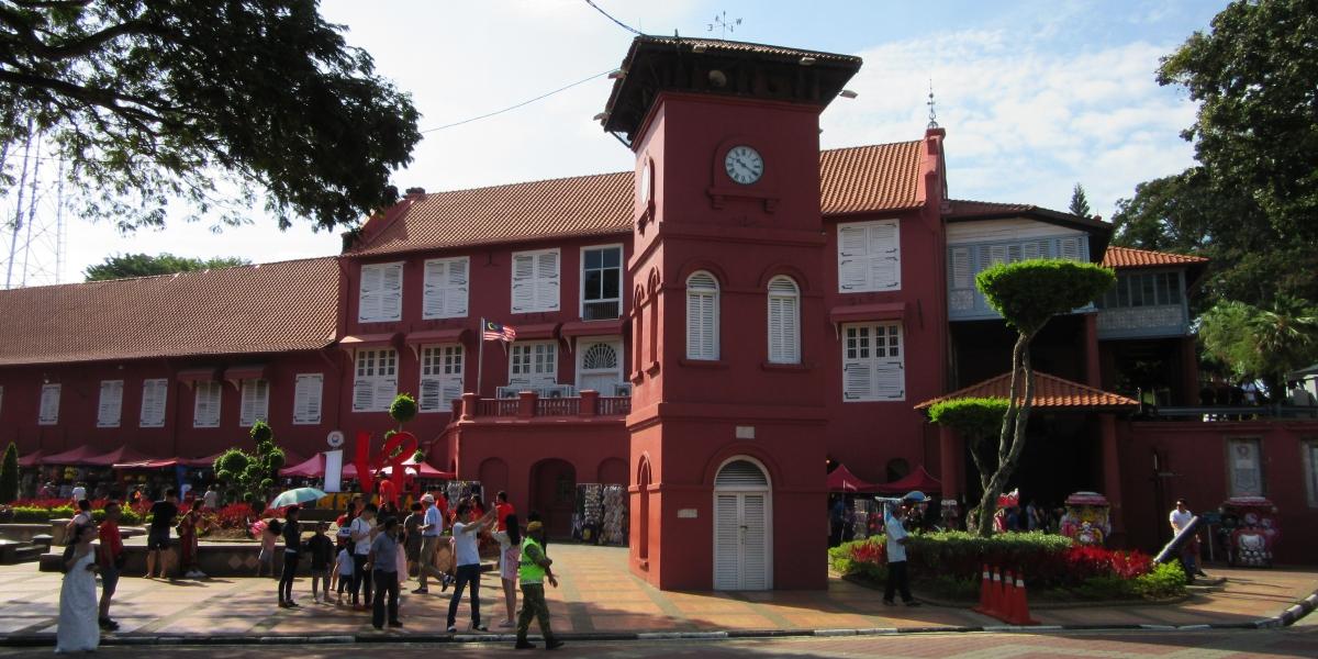 Melaka Stadthuys - pinterjuco.hu