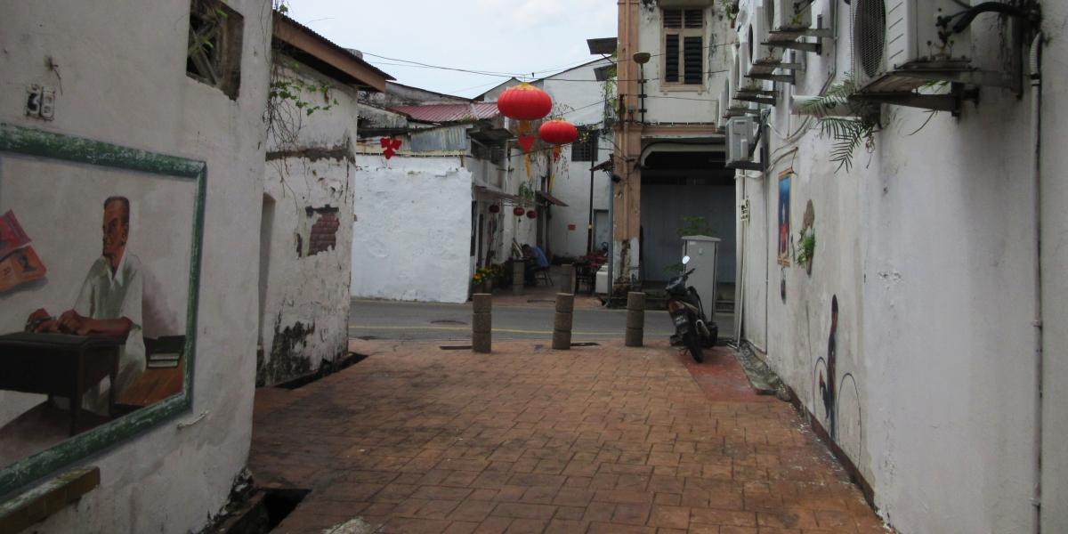 Historic old town, Malacca - fotó: pinterjuco.hu