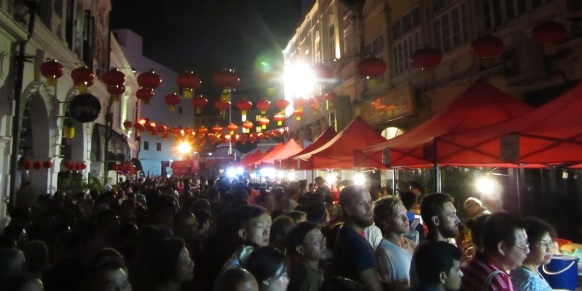 Penang Chinese New Years