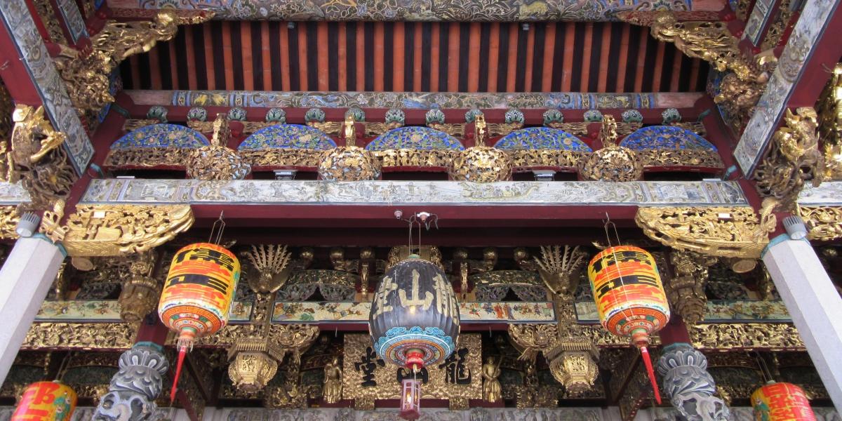 Penang Khoo Kongsi temple