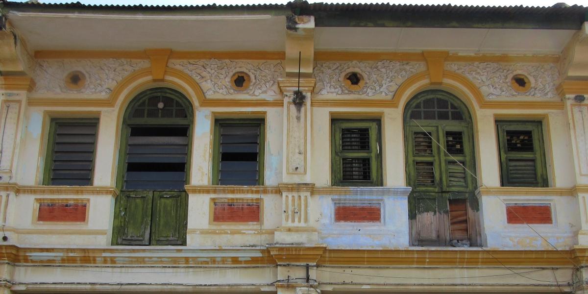 Penang colonial buildings1