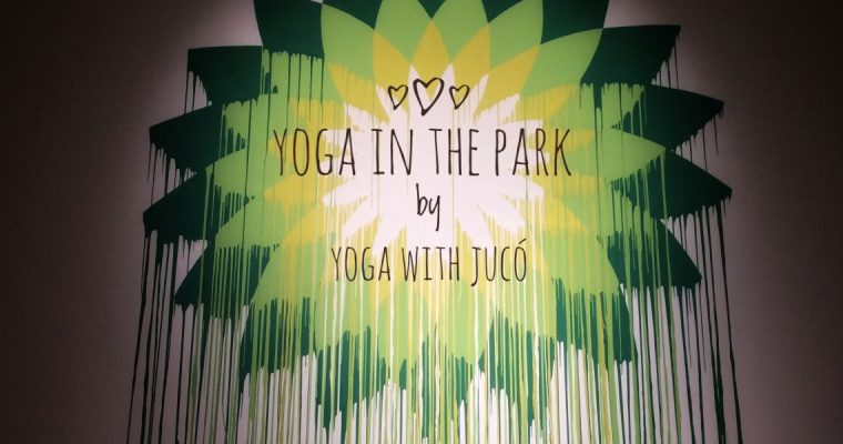 Private yoga and community yoga