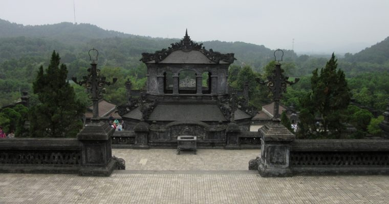 Hue, the imperial city
