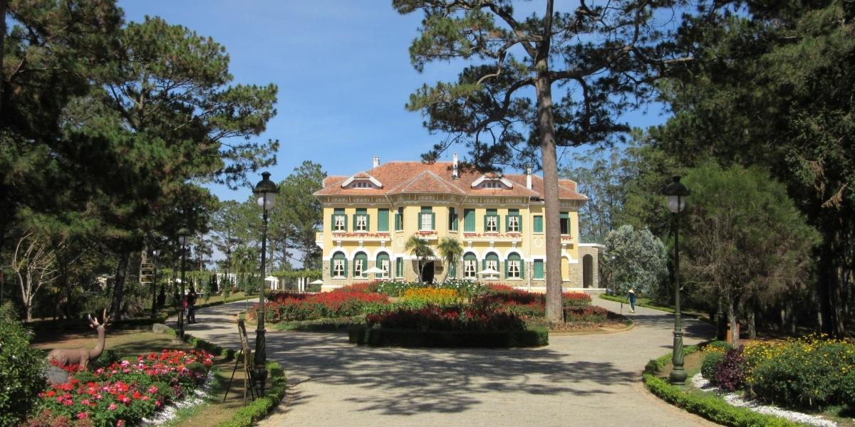 King's Palace - Dalat - pinterjuco.hu