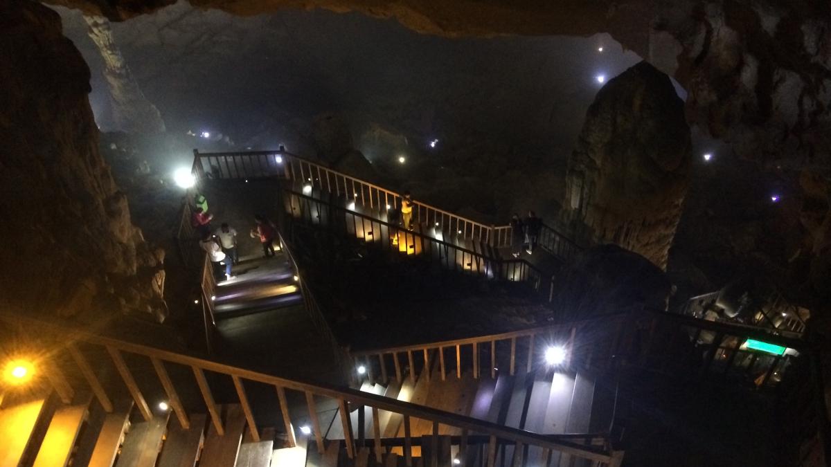 Paradise Cave entrance - pinterjuco.hu