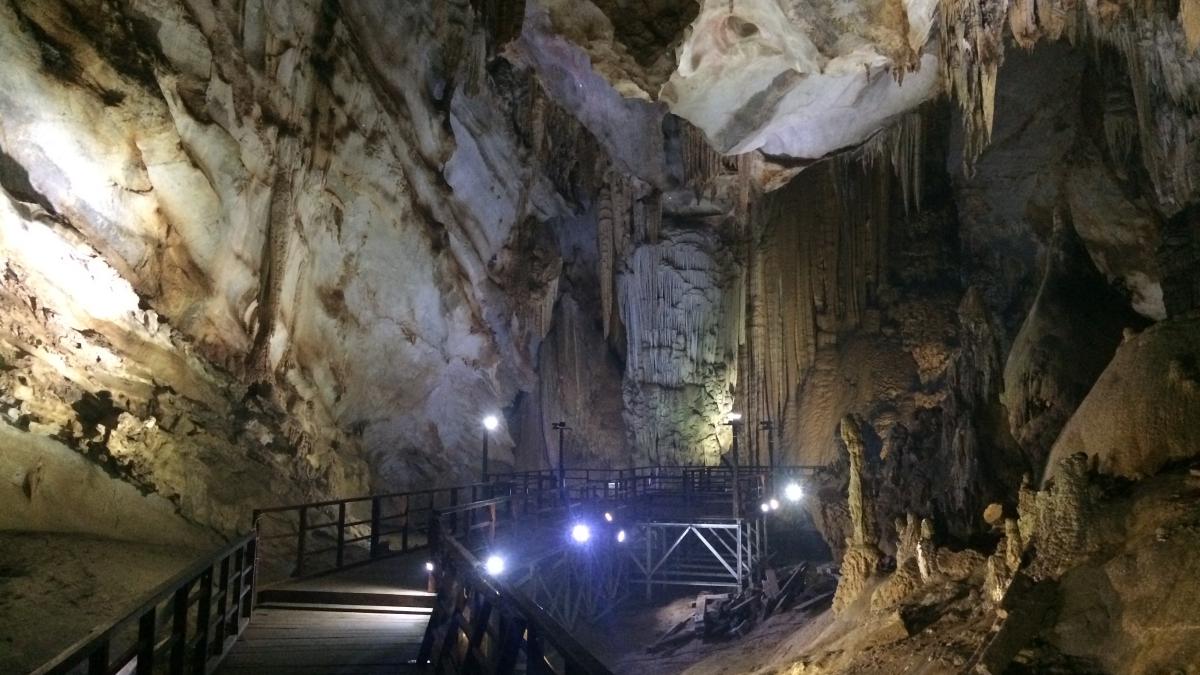 Paradise Cave path - pinterjuco.hu