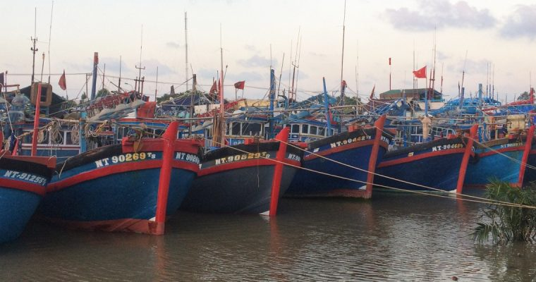 Trand De – travelled across the Mekong Delta