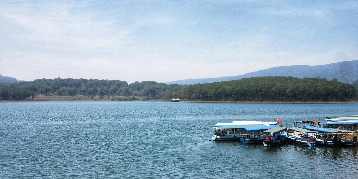 Tuyen Lam Lake - Dalat - pinterjuco.hu