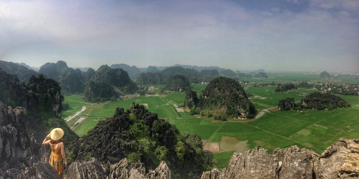 Trang An - Mua Cave Lookout - pinterjuco.hu