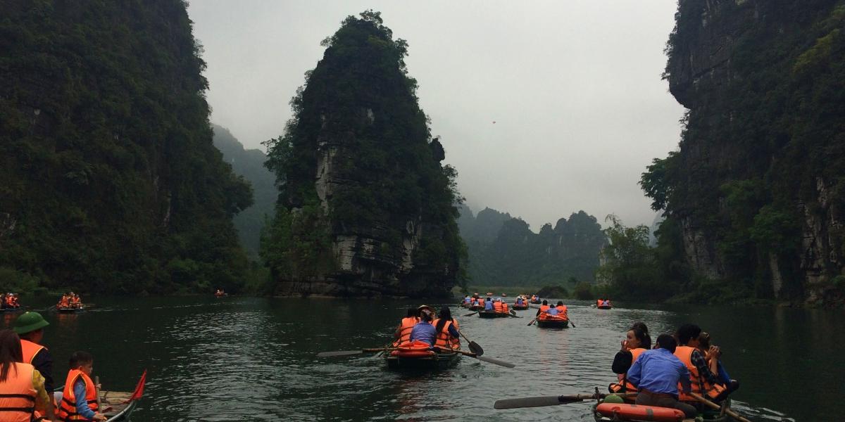 Trang An - boat trip - pinterjuco.hu