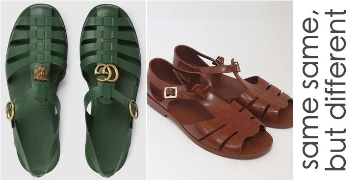 viet cong sandals