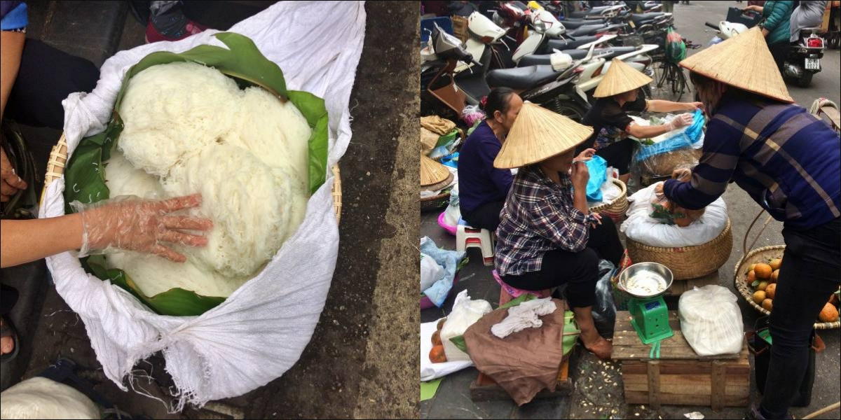Hanoi, rice noodle - pinterjuco.hu