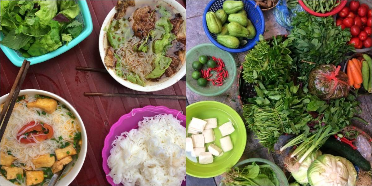 Hanoi, street food - pinterjuco.hu