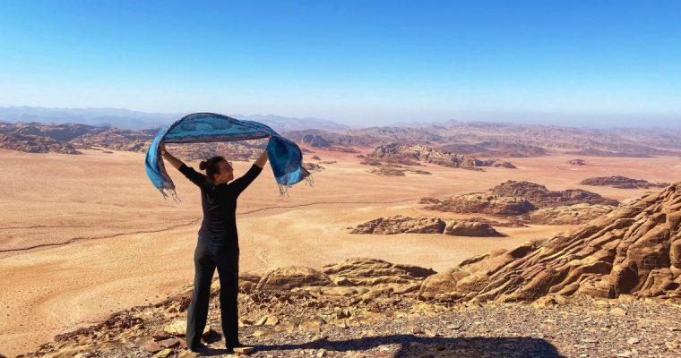 Wadi Rum, első látásra szerelem