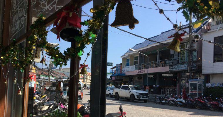 Karácsonyom Thaiföldön