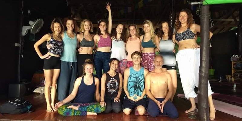 The fourth week – the path of yoga