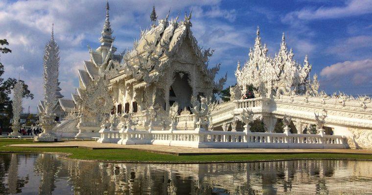 Chiang Rai – on my way to Laos