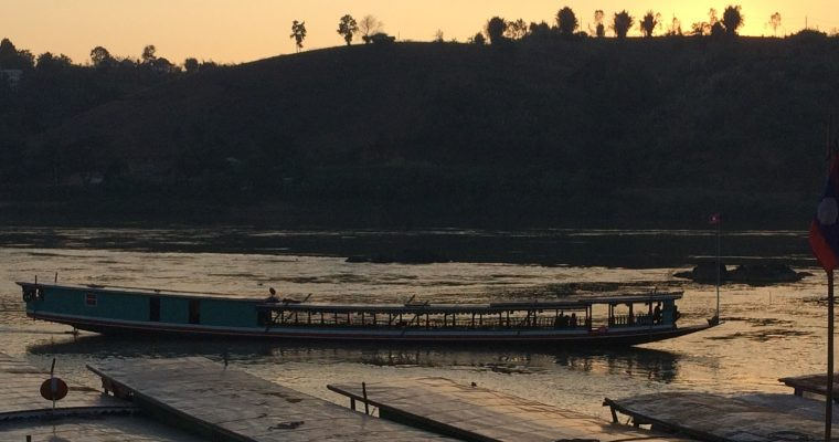 Utazás a Mekongon