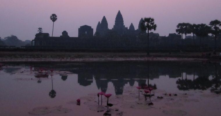 Angkor körkép – első felvonás
