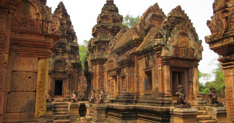 Angkor körkép – harmadik felvonás