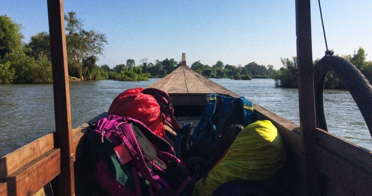 Válassz, kit fizetsz le! – Laosz-Kambodzsa határátkelés