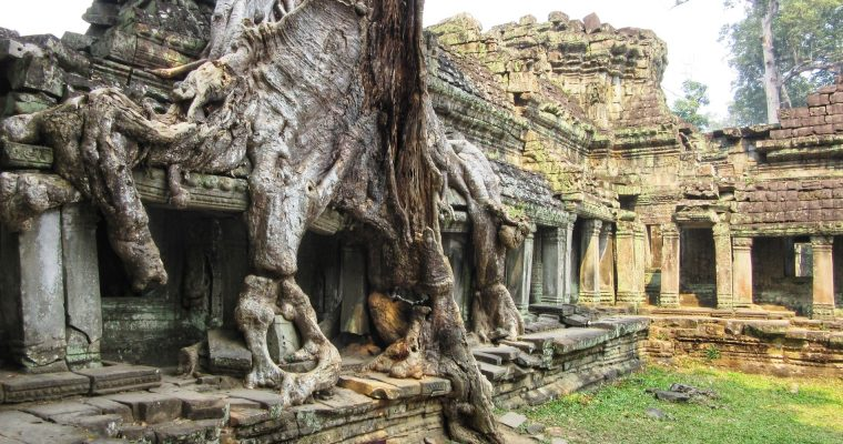 Angkor körkép – második felvonás