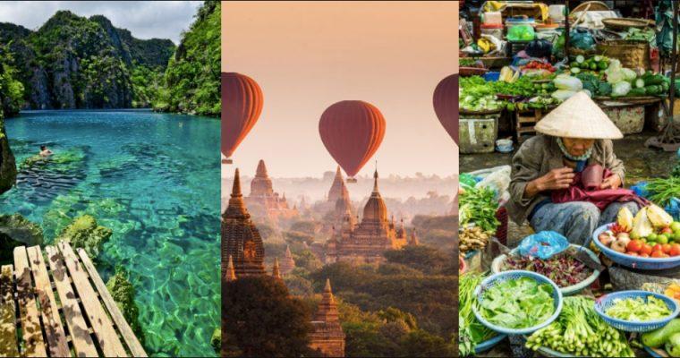 Új úticélok – a Fülöp-szigetek, Myanmar vagy Vietnám?