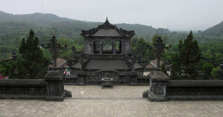 Hue, a császárváros