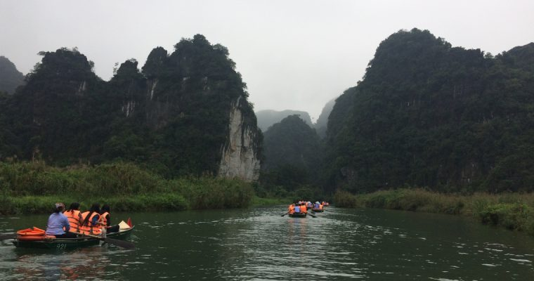 Ninh Binh – falling in love with Trang An