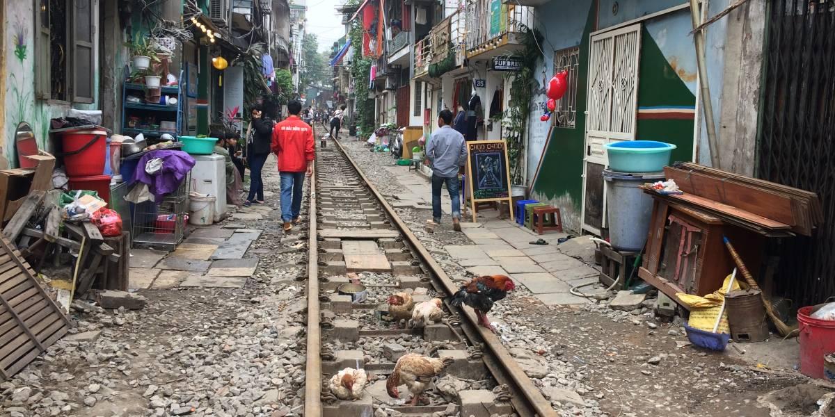 Hanoi, good bye Vietnam