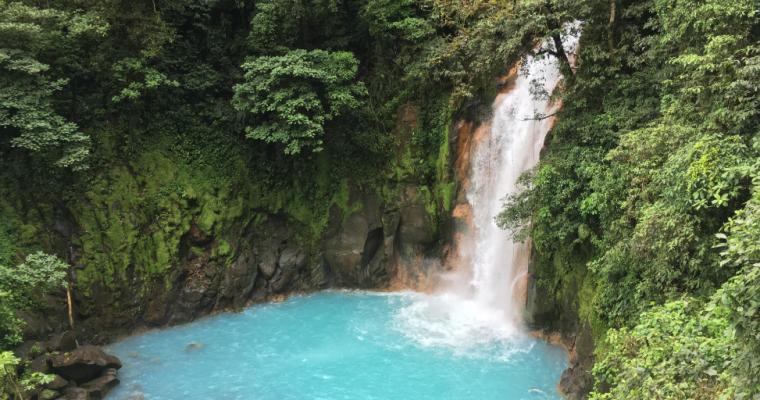 Rio Celeste – Tenorio Vulkán Nemzeti Park
