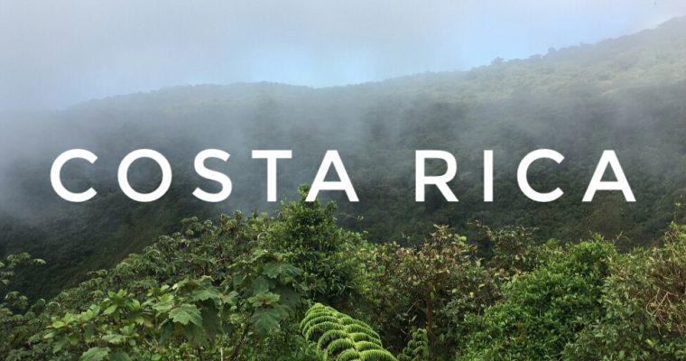 Costa Rica – az utolsó készülős napok izgalmai