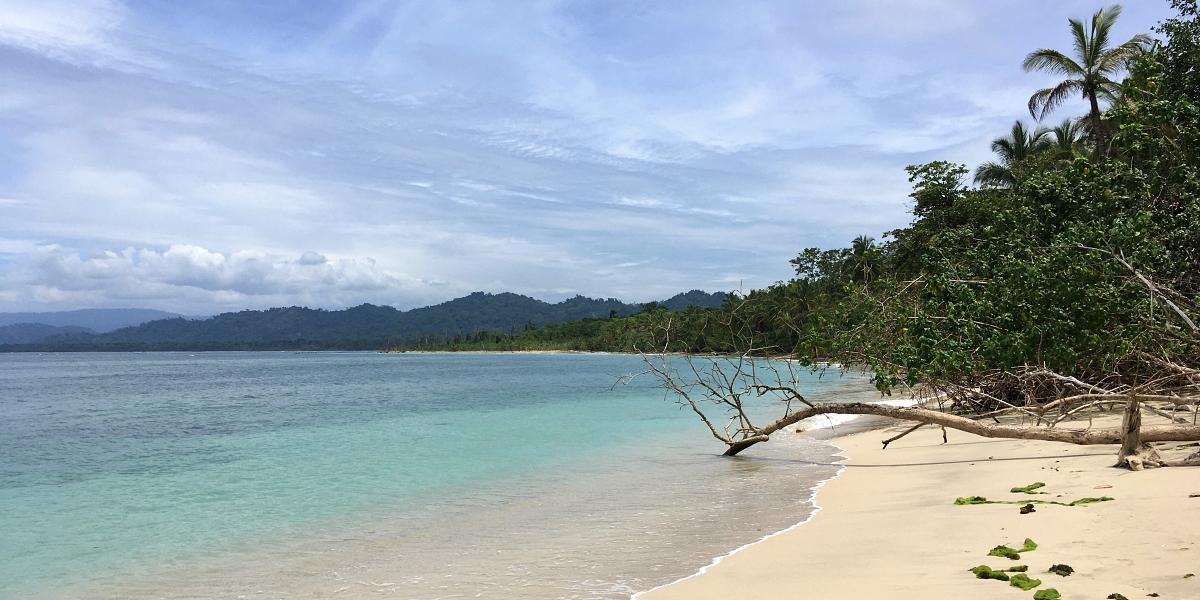 A karibi part – Cahuita és Puerto Viejo