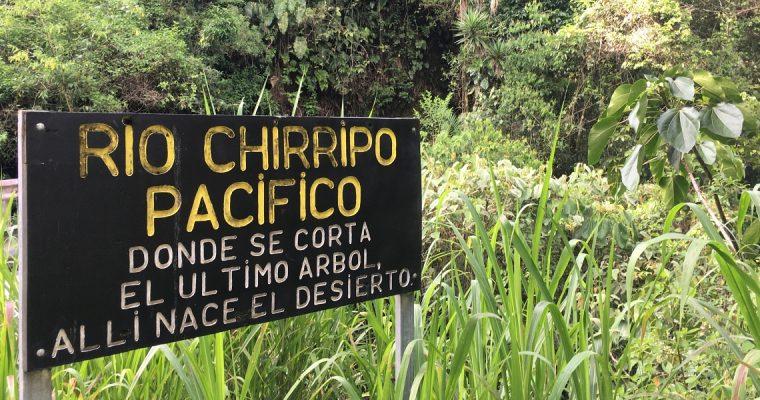 Úton Costa Rica legmagasabb hegye felé